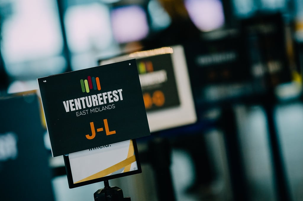 Our day at Venturefest East Midlands